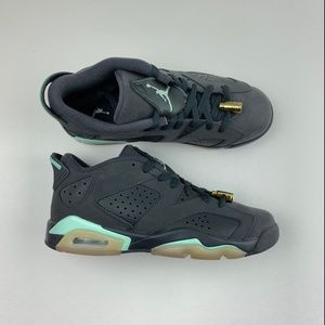 Air Jordan 6 Retro Low GS 'Mint Foam'